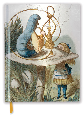 Premium Skizzenbuch: John Tenniel, Alice im Wunderland