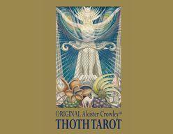 Premium Tarot von A. Crowley von Crowley,  Aleister, Harris,  Frieda