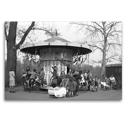 Premium Textil-Leinwand 120 x 80 cm Quer-Format 100. Geburtstag des Leipziger Fotografen Karl Heinz Mai | Wandbild, HD-Bild auf Keilrahmen, Fertigbild auf hochwertigem Vlies, Leinwanddruck von Karl Heinz Mai