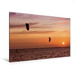 Premium Textil-Leinwand 120 x 80 cm Quer-Format Am Nordstrand | Wandbild, HD-Bild auf Keilrahmen, Fertigbild auf hochwertigem Vlies, Leinwanddruck von Roland Störmer