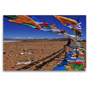 Premium Textil-Leinwand 120 x 80 cm Quer-Format Auf Pfaden der Erleuchtung   Wandbild, HD-Bild auf Keilrahmen, Fertigbild auf hochwertigem Vlies, Leinwanddruck von Gerhard Horter