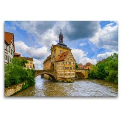 Premium Textil-Leinwand 120 x 80 cm Quer-Format Bayern Impressionen | Wandbild, HD-Bild auf Keilrahmen, Fertigbild auf hochwertigem Vlies, Leinwanddruck von Dirk Meutzner