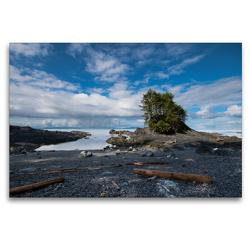Premium Textil-Leinwand 120 x 80 cm Quer-Format Botany Bay | Wandbild, HD-Bild auf Keilrahmen, Fertigbild auf hochwertigem Vlies, Leinwanddruck von Rolf Dietz