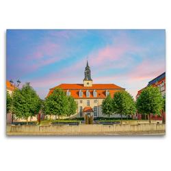 Premium Textil-Leinwand 120 x 80 cm Quer-Format Dahme Mark Impressionen   Wandbild, HD-Bild auf Keilrahmen, Fertigbild auf hochwertigem Vlies, Leinwanddruck von Dirk Meutzner