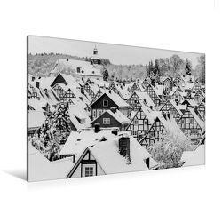 Premium Textil-Leinwand 120 x 80 cm Quer-Format Emotionale Momente: Freudenberg   Wandbild, HD-Bild auf Keilrahmen, Fertigbild auf hochwertigem Vlies, Leinwanddruck von Ingo Gerlach von Gerlach,  Ingo