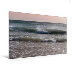 Premium Textil-Leinwand 120 x 80 cm Quer-Format Emotionale Momente: Meeresrauschen | Wandbild, HD-Bild auf Keilrahmen, Fertigbild auf hochwertigem Vlies, Leinwanddruck von Ingo Gerlach GDT von Gerlach GDT,  Ingo