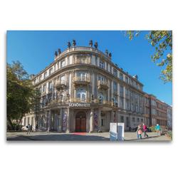 Premium Textil-Leinwand 120 x 80 cm Quer-Format Ephraim Palais   Wandbild, HD-Bild auf Keilrahmen, Fertigbild auf hochwertigem Vlies, Leinwanddruck von ReDi Fotografie
