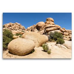 Premium Textil-Leinwand 120 x 80 cm Quer-Format Felsenparadies | Wandbild, HD-Bild auf Keilrahmen, Fertigbild auf hochwertigem Vlies, Leinwanddruck von Andreas Klesse