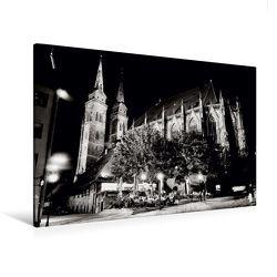 Premium Textil-Leinwand 120 x 80 cm Quer-Format Nürnberg | Wandbild, HD-Bild auf Keilrahmen, Fertigbild auf hochwertigem Vlies, Leinwanddruck von Markus W. Lambrecht von W. Lambrecht,  Markus