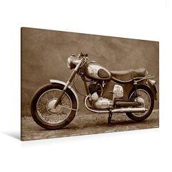 Premium Textil-Leinwand 120 x 80 cm Quer-Format Puch 175 SVS | Wandbild, HD-Bild auf Keilrahmen, Fertigbild auf hochwertigem Vlies, Leinwanddruck von Gabi Siebenhühner