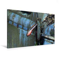 Premium Textil-Leinwand 120 x 80 cm Quer-Format ROSTLAUBEN Die schönsten Autowracks   Wandbild, HD-Bild auf Keilrahmen, Fertigbild auf hochwertigem Vlies, Leinwanddruck von Ingo Laue von Laue,  Ingo