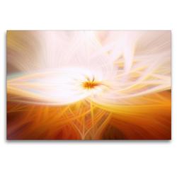 Premium Textil-Leinwand 120 x 80 cm Quer-Format Spiritualität und Reinheit | Wandbild, HD-Bild auf Keilrahmen, Fertigbild auf hochwertigem Vlies, Leinwanddruck von Monika Altenburger