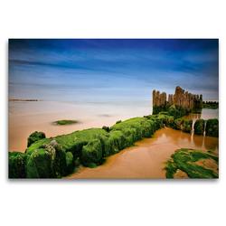 Premium Textil-Leinwand 120 x 80 cm Quer-Format Sylt – Insel des Lichts   Wandbild, HD-Bild auf Keilrahmen, Fertigbild auf hochwertigem Vlies, Leinwanddruck von N N