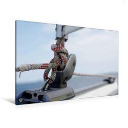Premium Textil-Leinwand 120 x 80 cm Quer-Format Unterlieksstrecker an der Baumnock | Wandbild, HD-Bild auf Keilrahmen, Fertigbild auf hochwertigem Vlies, Leinwanddruck von Tanja Riedel von Riedel,  Tanja