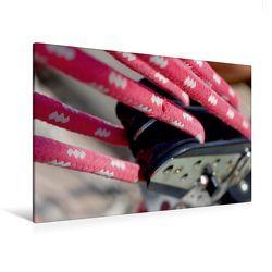 Premium Textil-Leinwand 120 x 80 cm Quer-Format Zweigang Großschot | Wandbild, HD-Bild auf Keilrahmen, Fertigbild auf hochwertigem Vlies, Leinwanddruck von Tanja Riedel von Riedel,  Tanja