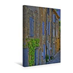 Premium Textil-Leinwand 30 x 45 cm Hoch-Format Bedoin, Provence | Wandbild, HD-Bild auf Keilrahmen, Fertigbild auf hochwertigem Vlies, Leinwanddruck von Annette Dupont von Dupont,  Annette