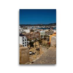 Premium Textil-Leinwand 30 x 45 cm Hoch-Format Blick auf den Plaça del Parc | Wandbild, HD-Bild auf Keilrahmen, Fertigbild auf hochwertigem Vlies, Leinwanddruck von Alexander Wolff