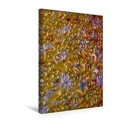 Premium Textil-Leinwand 30 x 45 cm Hoch-Format Crocced Eyes | Wandbild, HD-Bild auf Keilrahmen, Fertigbild auf hochwertigem Vlies, Leinwanddruck von Nihat Uysal von Uysal,  Nihat