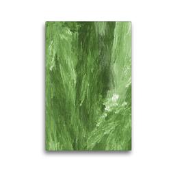 Premium Textil-Leinwand 30 x 45 cm Hoch-Format Natur Impression abstrakt | Wandbild, HD-Bild auf Keilrahmen, Fertigbild auf hochwertigem Vlies, Leinwanddruck von Claudia Burlager