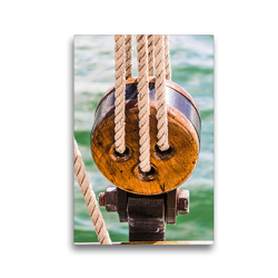 Premium Textil-Leinwand 30 x 45 cm Hoch-Format Wantenblock   Wandbild, HD-Bild auf Keilrahmen, Fertigbild auf hochwertigem Vlies, Leinwanddruck von Lutz Jäck