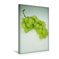 Premium Textil-Leinwand 30 x 45 cm Hoch-Format Weintrauben | Wandbild, HD-Bild auf Keilrahmen, Fertigbild auf hochwertigem Vlies, Leinwanddruck von Gerhard Kraus