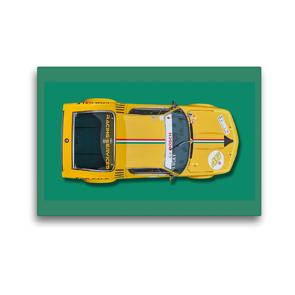 Premium Textil-Leinwand 45 x 30 cm Quer-Format Alfa Romeo Montreal, 1971 | Wandbild, HD-Bild auf Keilrahmen, Fertigbild auf hochwertigem Vlies, Leinwanddruck von Bernhard Schmerl