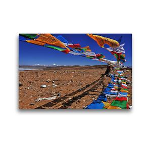 Premium Textil-Leinwand 45 x 30 cm Quer-Format Auf Pfaden der Erleuchtung   Wandbild, HD-Bild auf Keilrahmen, Fertigbild auf hochwertigem Vlies, Leinwanddruck von Gerhard Horter