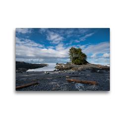 Premium Textil-Leinwand 45 x 30 cm Quer-Format Botany Bay | Wandbild, HD-Bild auf Keilrahmen, Fertigbild auf hochwertigem Vlies, Leinwanddruck von Rolf Dietz