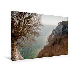Premium Textil-Leinwand 45 x 30 cm Quer-Format Der Kreidefelsen, einmalig in Deutschland. | Wandbild, HD-Bild auf Keilrahmen, Fertigbild auf hochwertigem Vlies, Leinwanddruck von Ingo Gerlach GDT