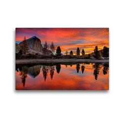 Premium Textil-Leinwand 45 x 30 cm Quer-Format Dolomiten Alpen Italien | Wandbild, HD-Bild auf Keilrahmen, Fertigbild auf hochwertigem Vlies, Leinwanddruck von Stefan Widerstein – SteWi.info