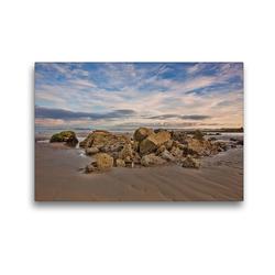 Premium Textil-Leinwand 45 x 30 cm Quer-Format Donabate, Country Dublin | Wandbild, HD-Bild auf Keilrahmen, Fertigbild auf hochwertigem Vlies, Leinwanddruck von Andrea Potratz