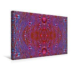 Premium Textil-Leinwand 45 x 30 cm Quer-Format Drop Life | Wandbild, HD-Bild auf Keilrahmen, Fertigbild auf hochwertigem Vlies, Leinwanddruck von Nihat Uysal von Uysal,  Nihat