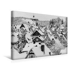 Premium Textil-Leinwand 45 x 30 cm Quer-Format Emotionale Momente: Freudenberg | Wandbild, HD-Bild auf Keilrahmen, Fertigbild auf hochwertigem Vlies, Leinwanddruck von Ingo Gerlach von Gerlach,  Ingo