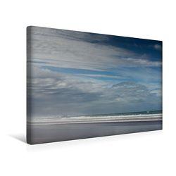 Premium Textil-Leinwand 45 x 30 cm Quer-Format Emotionale Momente: Meeresrauschen | Wandbild, HD-Bild auf Keilrahmen, Fertigbild auf hochwertigem Vlies, Leinwanddruck von Ingo Gerlach GDT von Gerlach GDT,  Ingo
