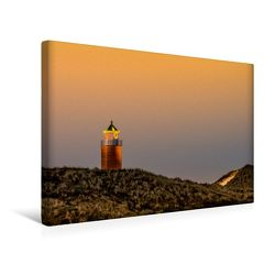 Premium Textil-Leinwand 45 x 30 cm Quer-Format Emotionale Momente: Sylt in Gold. | Wandbild, HD-Bild auf Keilrahmen, Fertigbild auf hochwertigem Vlies, Leinwanddruck von Ingo Gerlach von Gerlach,  Ingo