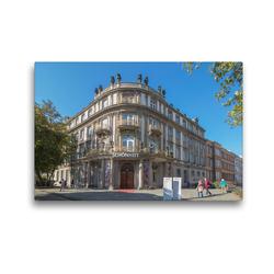 Premium Textil-Leinwand 45 x 30 cm Quer-Format Ephraim Palais   Wandbild, HD-Bild auf Keilrahmen, Fertigbild auf hochwertigem Vlies, Leinwanddruck von ReDi Fotografie