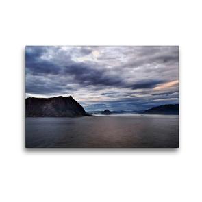 Premium Textil-Leinwand 45 x 30 cm Quer-Format Früh | Wandbild, HD-Bild auf Keilrahmen, Fertigbild auf hochwertigem Vlies, Leinwanddruck von Christiane Calmbacher