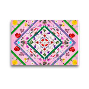 Premium Textil-Leinwand 45 x 30 cm Quer-Format Frühlingshauch | Wandbild, HD-Bild auf Keilrahmen, Fertigbild auf hochwertigem Vlies, Leinwanddruck von N N