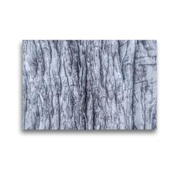 Premium Textil-Leinwand 45 x 30 cm Quer-Format Gletschereis | Wandbild, HD-Bild auf Keilrahmen, Fertigbild auf hochwertigem Vlies, Leinwanddruck von Christian Scheunert