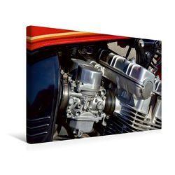 Premium Textil-Leinwand 45 x 30 cm Quer-Format Honda CBX 1000 | Wandbild, HD-Bild auf Keilrahmen, Fertigbild auf hochwertigem Vlies, Leinwanddruck von Ingo Laue von Laue,  Ingo