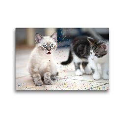 Premium Textil-Leinwand 45 x 30 cm Quer-Format Huuuch… | Wandbild, HD-Bild auf Keilrahmen, Fertigbild auf hochwertigem Vlies, Leinwanddruck von Christiane Calmbacher