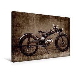 Premium Textil-Leinwand 45 x 30 cm Quer-Format Imme R 100 | Wandbild, HD-Bild auf Keilrahmen, Fertigbild auf hochwertigem Vlies, Leinwanddruck von Gabi Siebenhühner von Siebenhühner,  Gabi