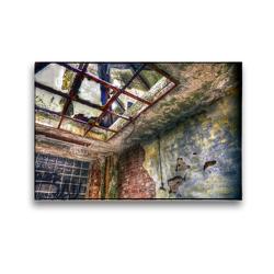 Premium Textil-Leinwand 45 x 30 cm Quer-Format Keine Aussicht… mehr | Wandbild, HD-Bild auf Keilrahmen, Fertigbild auf hochwertigem Vlies, Leinwanddruck von Heribert Adams foto-you.de