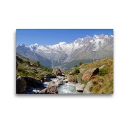 Premium Textil-Leinwand 45 x 30 cm Quer-Format Kreuzboden | Wandbild, HD-Bild auf Keilrahmen, Fertigbild auf hochwertigem Vlies, Leinwanddruck von Susan Michel