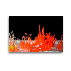 Premium Textil-Leinwand 45 x 30 cm Quer-Format Lässig   Wandbild, HD-Bild auf Keilrahmen, Fertigbild auf hochwertigem Vlies, Leinwanddruck von Monika Altenburger