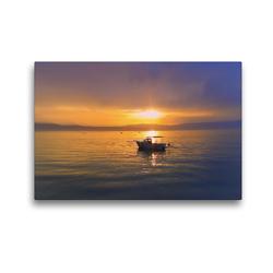Premium Textil-Leinwand 45 x 30 cm Quer-Format Magischer Moment | Wandbild, HD-Bild auf Keilrahmen, Fertigbild auf hochwertigem Vlies, Leinwanddruck von EigenArt