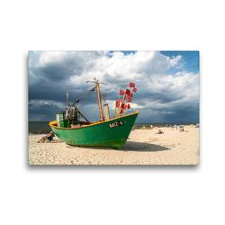 Premium Textil-Leinwand 45 x 30 cm Quer-Format Misdroy | Wandbild, HD-Bild auf Keilrahmen, Fertigbild auf hochwertigem Vlies, Leinwanddruck von Peter Schickert