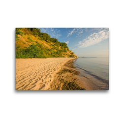 Premium Textil-Leinwand 45 x 30 cm Quer-Format Natur pur | Wandbild, HD-Bild auf Keilrahmen, Fertigbild auf hochwertigem Vlies, Leinwanddruck von Andrea Potratz