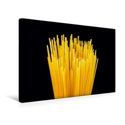 Premium Textil-Leinwand 45 x 30 cm Quer-Format Pasta | Wandbild, HD-Bild auf Keilrahmen, Fertigbild auf hochwertigem Vlies, Leinwanddruck von Thomas Jäger von Jaeger,  Thomas