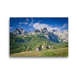 Premium Textil-Leinwand 45 x 30 cm Quer-Format Tag 10: Über Çeremi | Wandbild, HD-Bild auf Keilrahmen, Fertigbild auf hochwertigem Vlies, Leinwanddruck von © binauftour